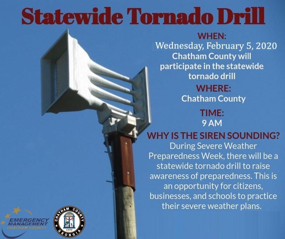 Tornado Drill Image