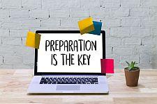 Preparation is Key Photo